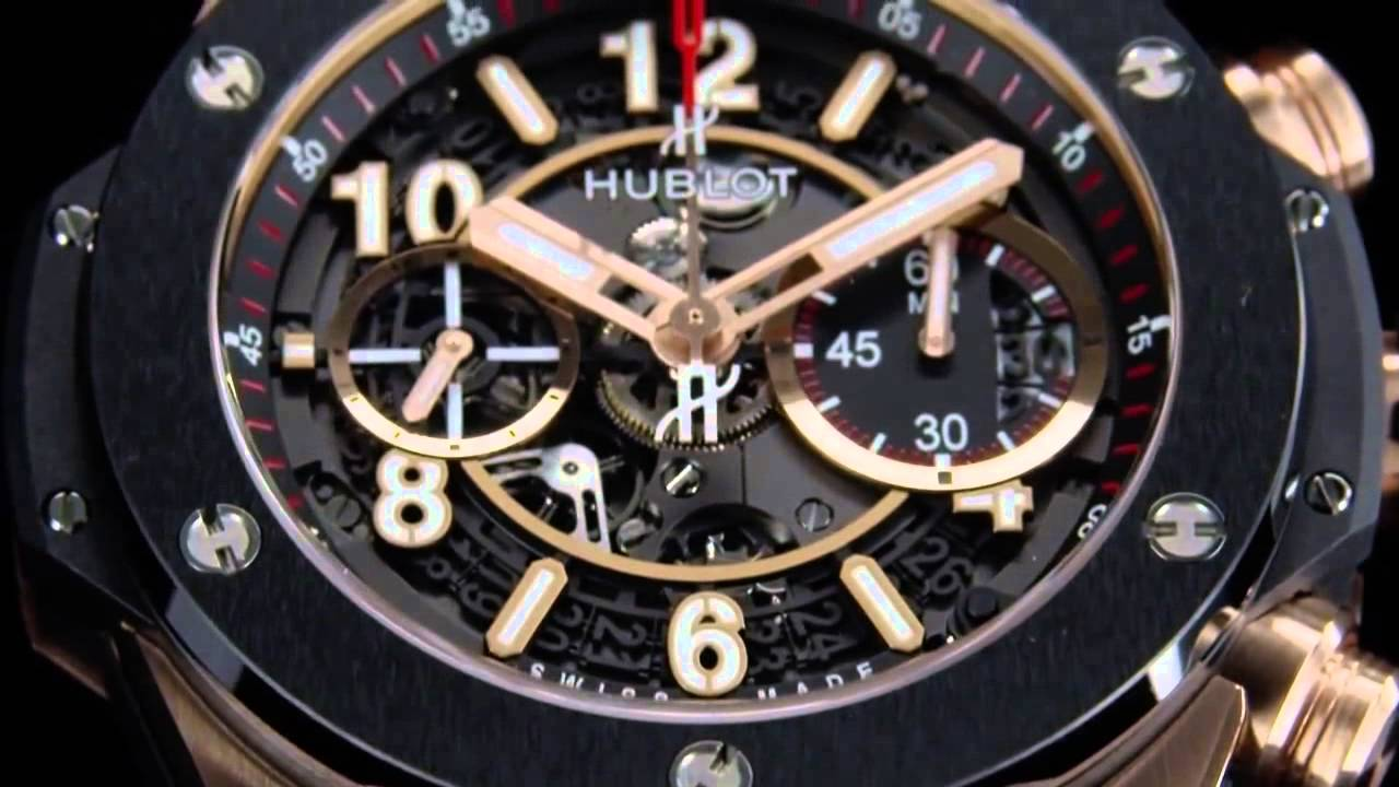 Hublot - Swiss Luxury Watches Chronographs for Men and