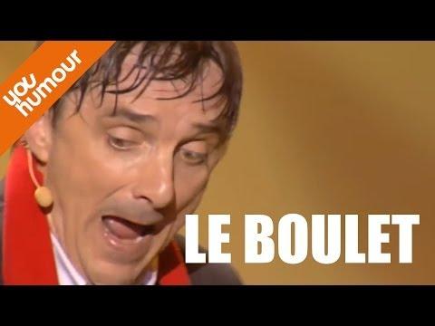 PIERRE AUCAIGNE -  Le Boulet