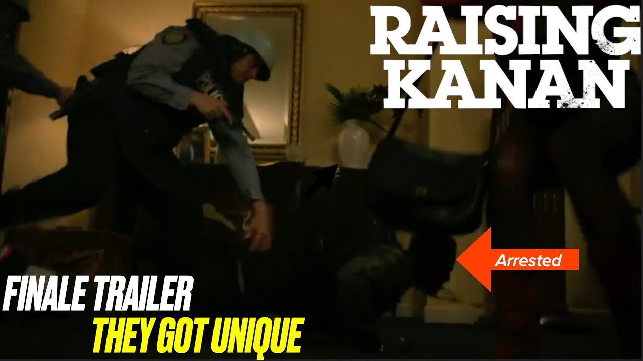 Download Raising Kanan Episode 10 Trailer - They Arrest Unique And Detective Howard Is Alive