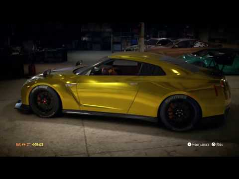 NISSAN GT-R Premium (2017) Performance, Test Drive, Acceleration and Revs.