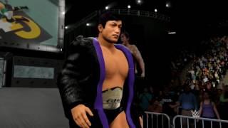 WWE 2K17 CAW 小橋建太 - Kenta Kobashi (Xbox One)