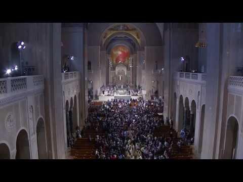 Armenian Genocide Centennial Observance, Pontifical Divine Liturgy