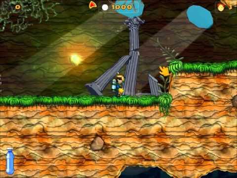 Subsea Relic gameplay level 1