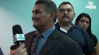 Após ser eleito presidente Seu João prega união de trabalho entre vereadores