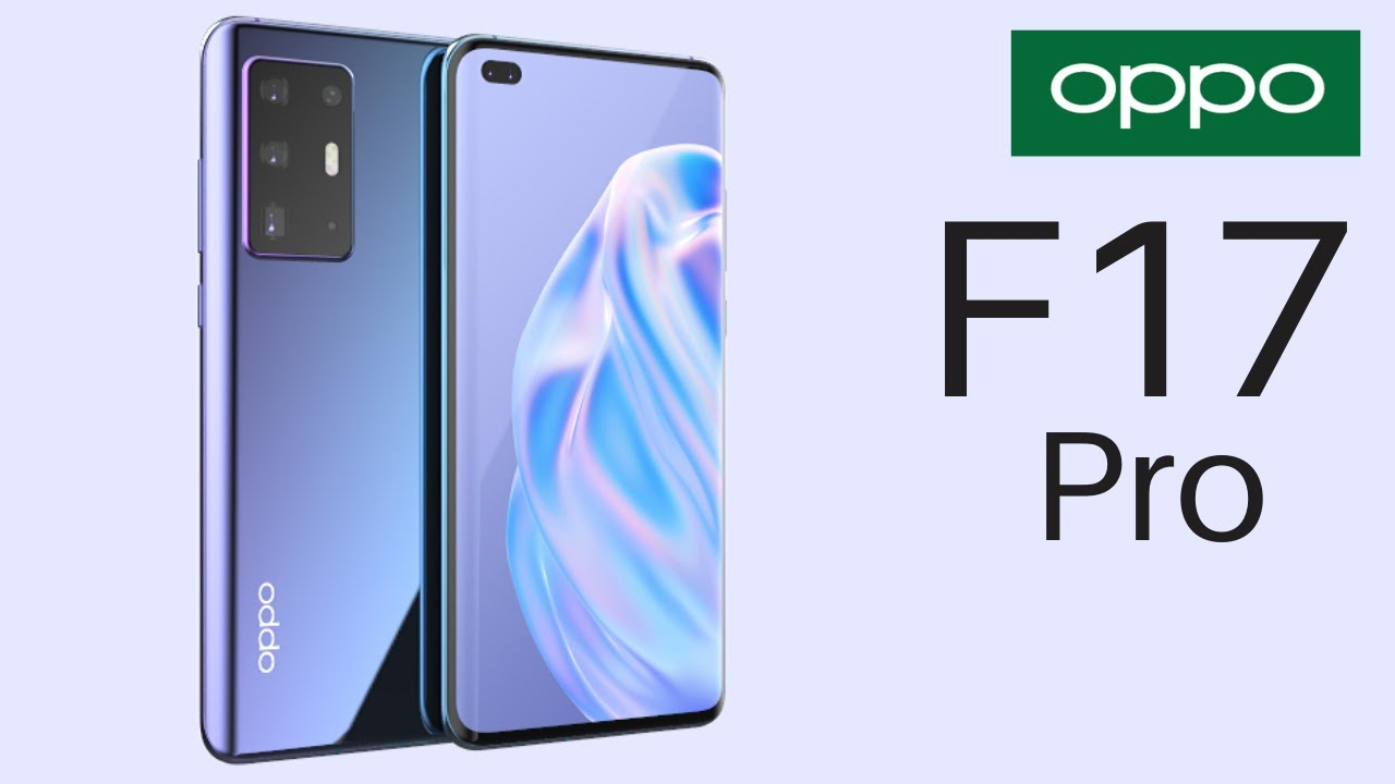 Oppo F17 Pro Trailer Concept Official Introduction Youtube