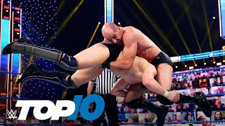 Top 10 Friday Night SmackDown moments WWE Top 10 Jan 15 2021