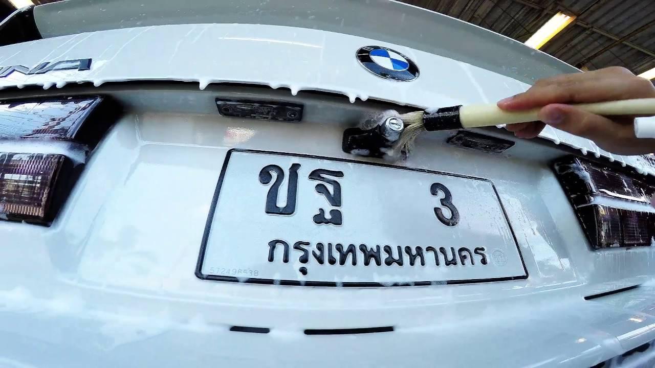 3ThousandG Car Detailing   Glass Coating   BMW M3 ALPINA