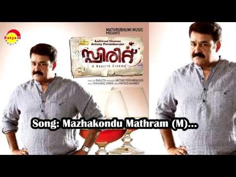 Mazhakondu Mathram (M) - Spirit