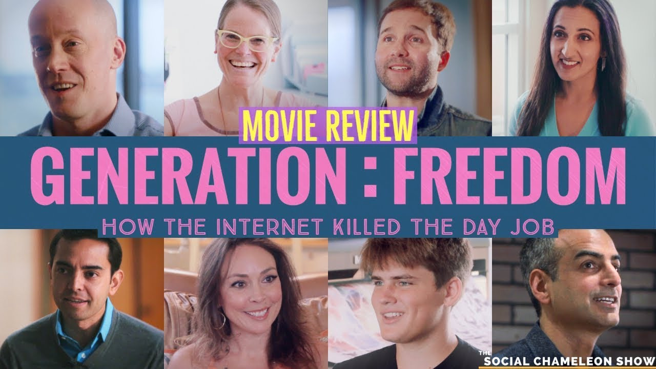 42: Movie Review: Generation Freedom 1