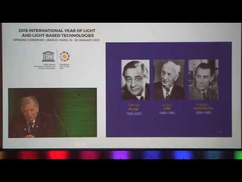 EFFICIENT LIGHT CONVERSION AND GENERATION Zhores Alferov