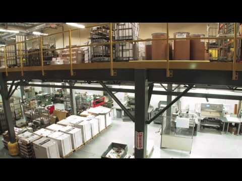 LVCG Printing Company Tour