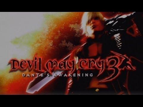 Игрофильм Devil May Cry 3: Dantes Awakening (RUS) [РЕМЕЙК]