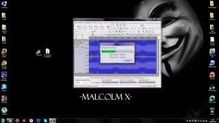 Come togliere Copyright alle canzoni! |Tutorial | Audacity | Windows XP/Vista/7/8.