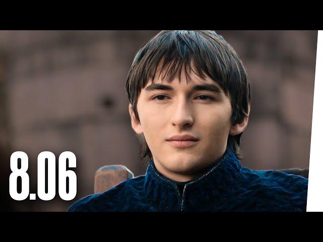GAME OF THRONES: Der Eiserne Thron / Analyse & Besprechung / Staffel 8 Episode 6