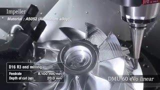 DMU 60 eVo linear  インペラ/Impeller