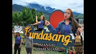 MANSAU - ADAM SHAMIL (dance and sing cover by via)