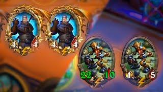 Double GOLDEN KHADGAR vs Double JUNKBOT