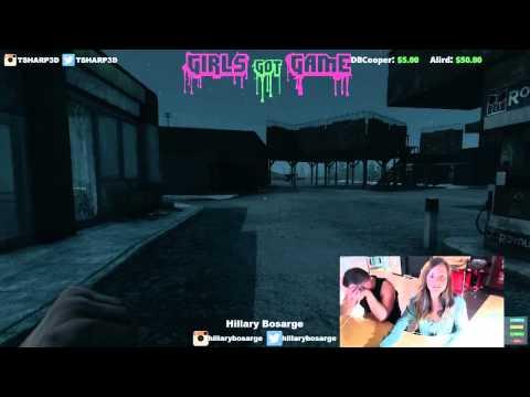 Girls Got Game Ep 13  w Hillary Bosarge  2  3