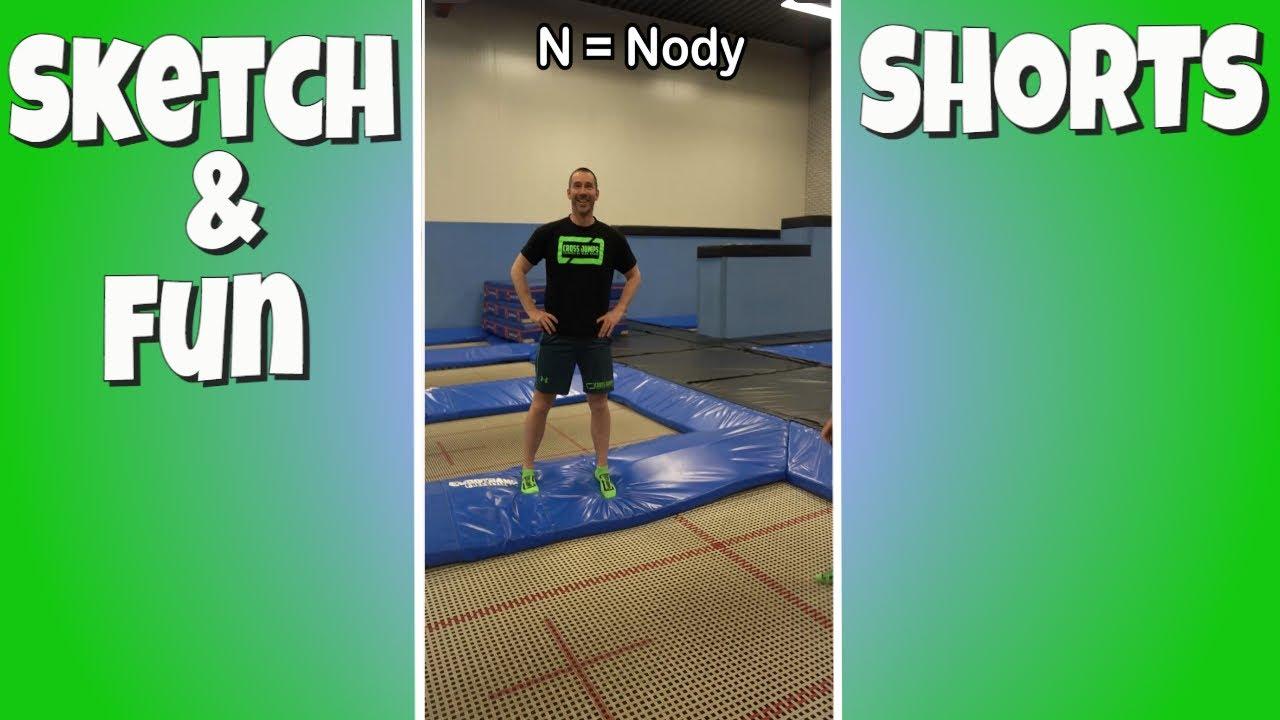 NAAM IN FLIPS! Jochen #shorts