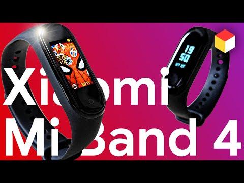 Mi Band 4 – полный обзор безальтернативного умного браслета от Xiaomi