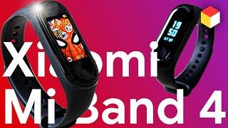 Полный обзор Mi Band 4 и сравнение с Mi Band 3