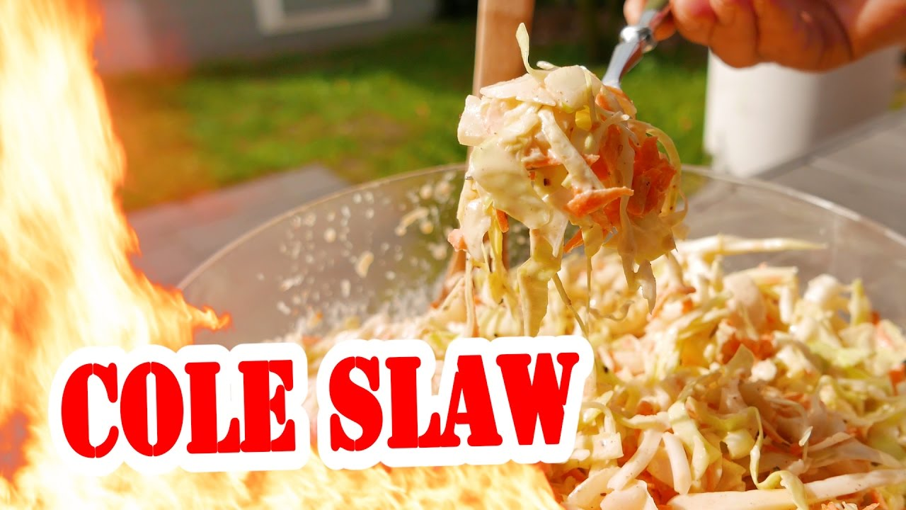 Cole Slaw Bbq Grill Rezept Video Die Grillshow Special Youtube