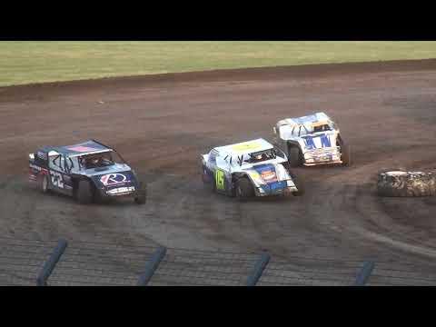 Sport Mod Challenge B-Main 2 Davenport Speedway 6/8/18