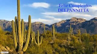Deepannitta  Nature & Naturaleza - Happy Birthday