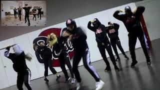 Noel Santos Jr choreography TRIBUTE remake  - NEW LEVEL - A$AP Ferg Feat. Future