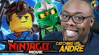 The LEGO NINJAGO Movie - Catching Up with Andre