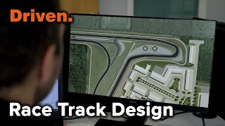 Driven International | Race Track Design | Our Process