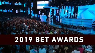 The big winners at the 2019 BET Awards