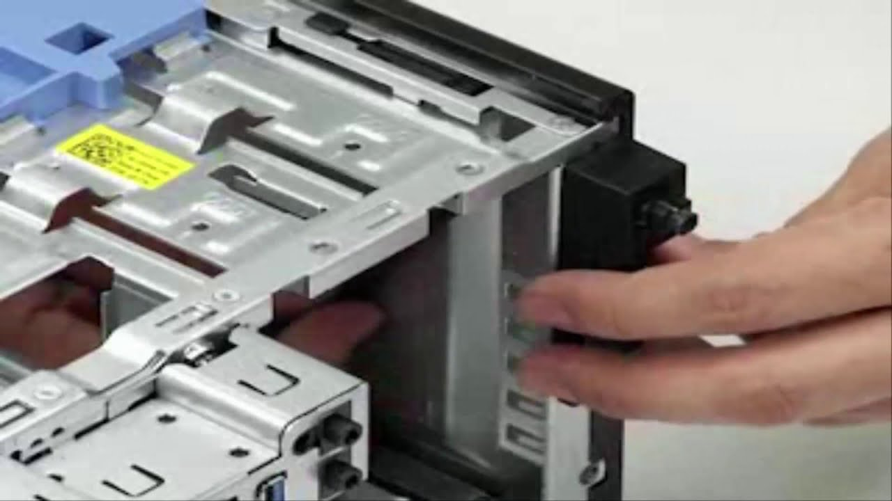 Dell Precision T1650 Disassembly Process