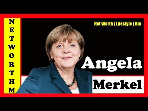 World's Most Powerful Women | Angela Merkel Net Worth 2017