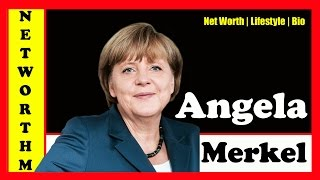 World's Most Powerful Women   Angela Merkel Net Worth 2017