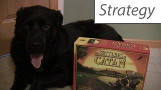 Settlers of Catan - Strategy Primer