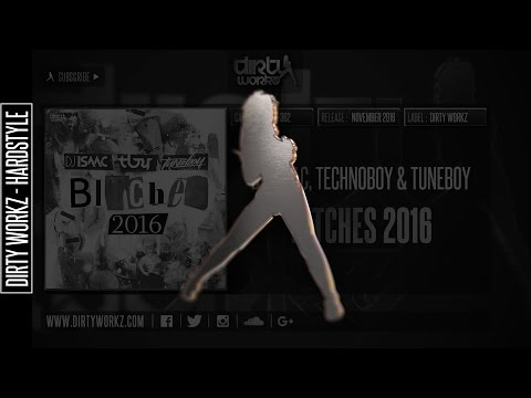 DJ Isaac, Technoboy & Tuneboy - Bitches 2016 (Official HQ Preview)