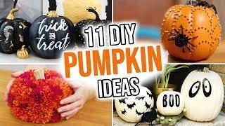 11 DIY Pumpkin Ideas for Halloween - HGTV Handmade
