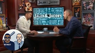 Jalen Rose: Kyrie Irving realizes he doesn't have to be on Celtics forever   Jalen & Jacoby   ESPN