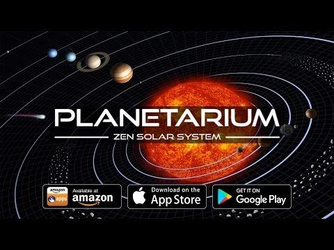 Planetarium Zen Solar System Trailer