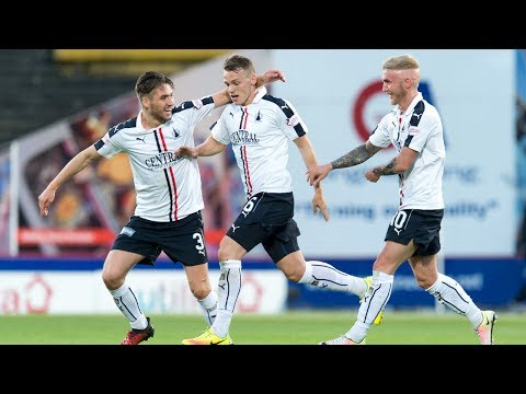 THE GOALS: Dundee United 2 Falkirk 2