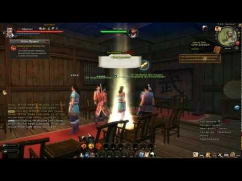Age of Wushu: Jogo gratis. Gameplay comentado dicas PT/BR Parte 1