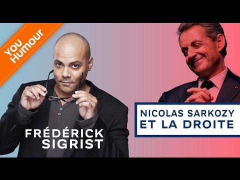 FREDERICK SIGRIST - Nicolas Sarkozy et la droite
