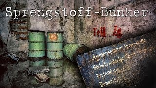 Sprengstoff Bunker gefunden!!! | V2 Triebwerk Testanlage | HILLBILLY TV