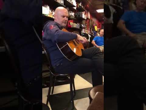 Billy Corgan - Muzzle (Acoustic)