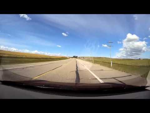Day 7 Lethbridge (Alberta) to Glacier National Park (Montana)