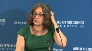 World Affairs TODAY Season 8 Episode 11: Dr. C. Christine Fair