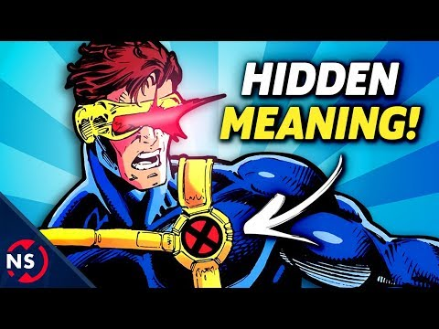 The Hidden Meaning of the X-MEN's Costumes! || NerdSync