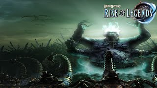 Rise of Legends - Alin Gameplay Dragons and Genies! - Rise of Nations: Rise of Legends Gameplay