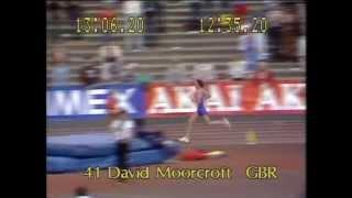 5000m.(WR)-Dave Moorcroft,1982.Oslo